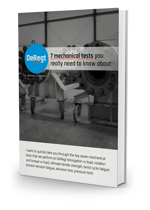 Cover White Paper- 7 mechanical tests
